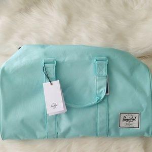 Hershel Novel Blue Tint Novel Duffle Bag